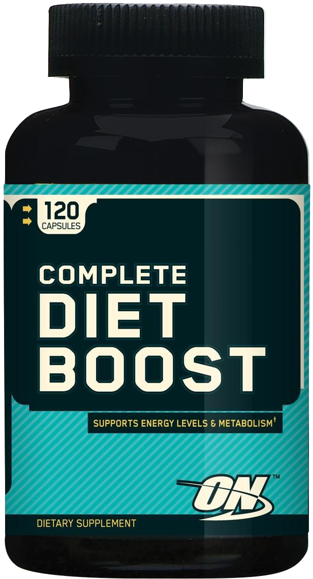 Optimum Nutrition Complete Diet Boost 120 kap.