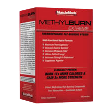 MuscleMeds MethylBurn 60 kap.
