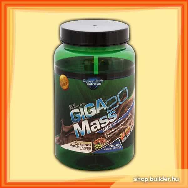 CyberTech Nutrition Giga Mass 20 1,75 kg