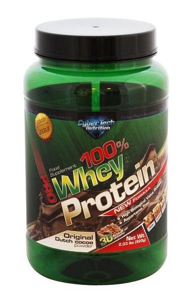 CyberTech Nutrition 100% Whey Protein 0,92 kg