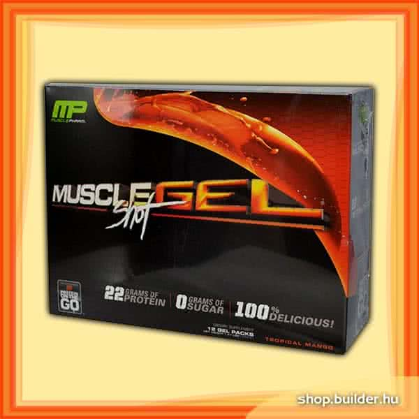 MusclePharm Muscle Gel 12x46 g