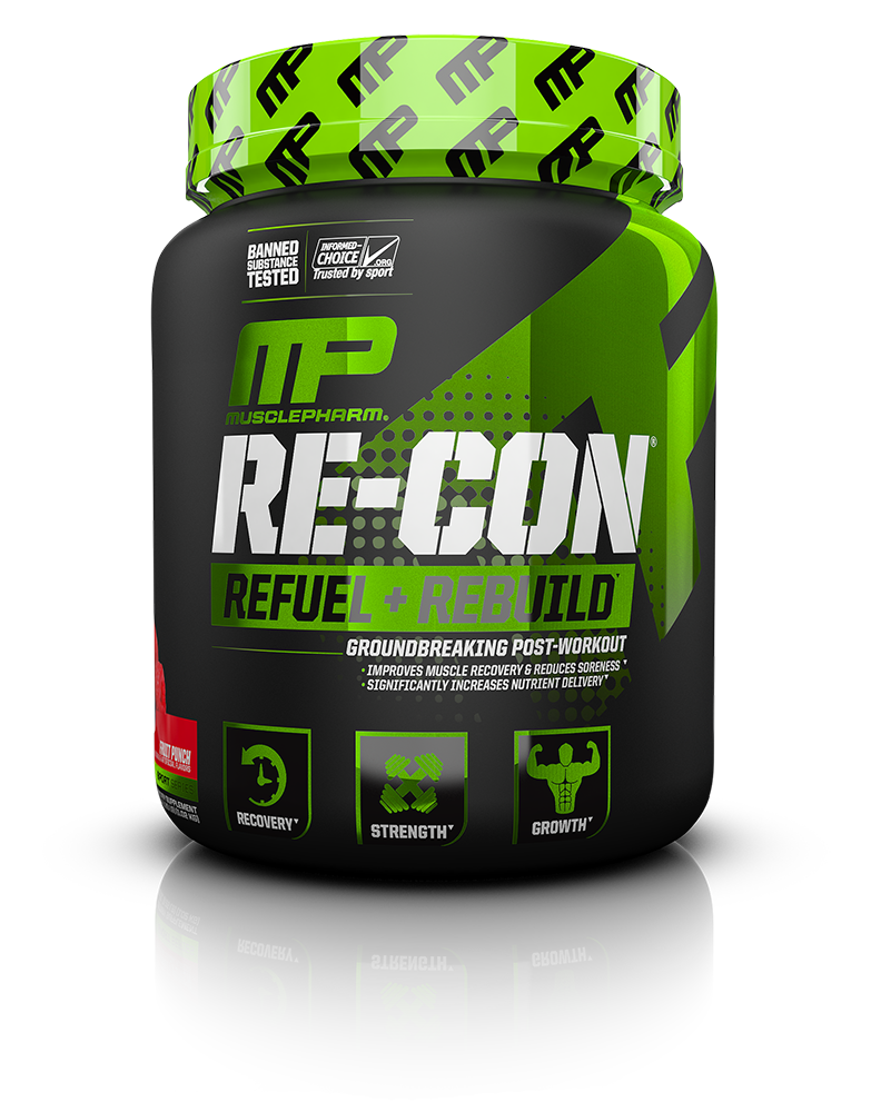 MusclePharm Re-Con 1,02 kg