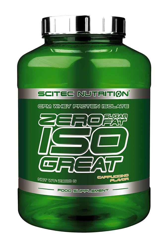 Scitec Nutrition IsoGreat Zero Sugar Zero Fat 2,3 kg