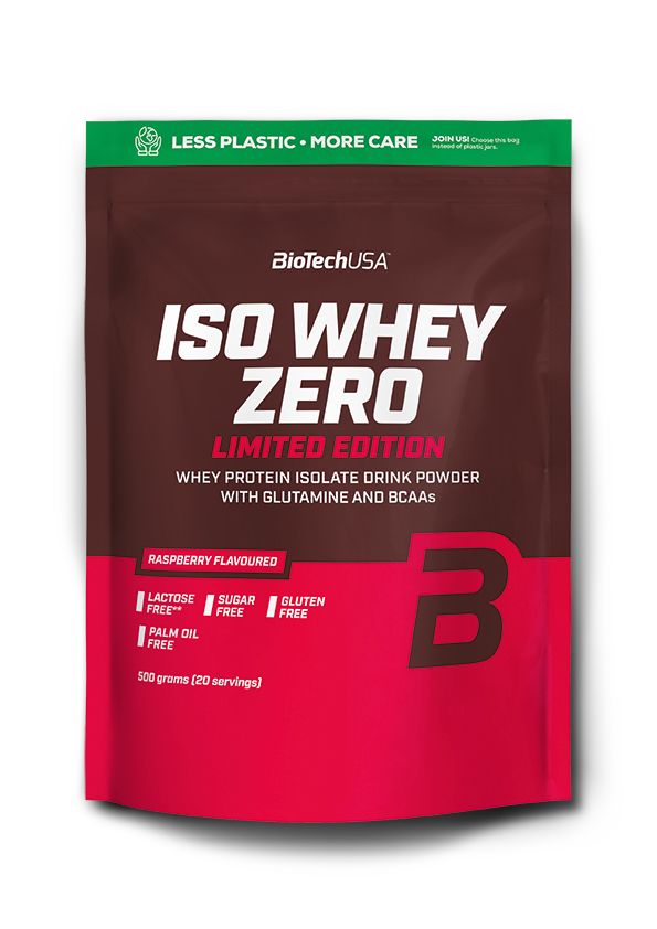 BioTech USA Iso Whey Zero 0,5 kg