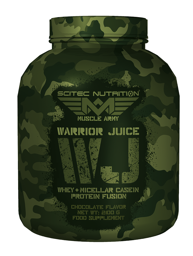 Scitec Nutrition Warrior Juice 2,1 kg