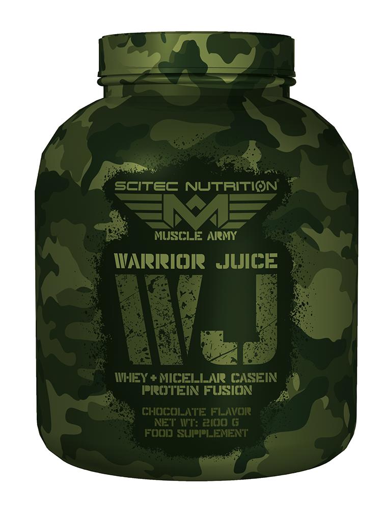 Scitec Nutrition Warrior Juice 2,1 kg