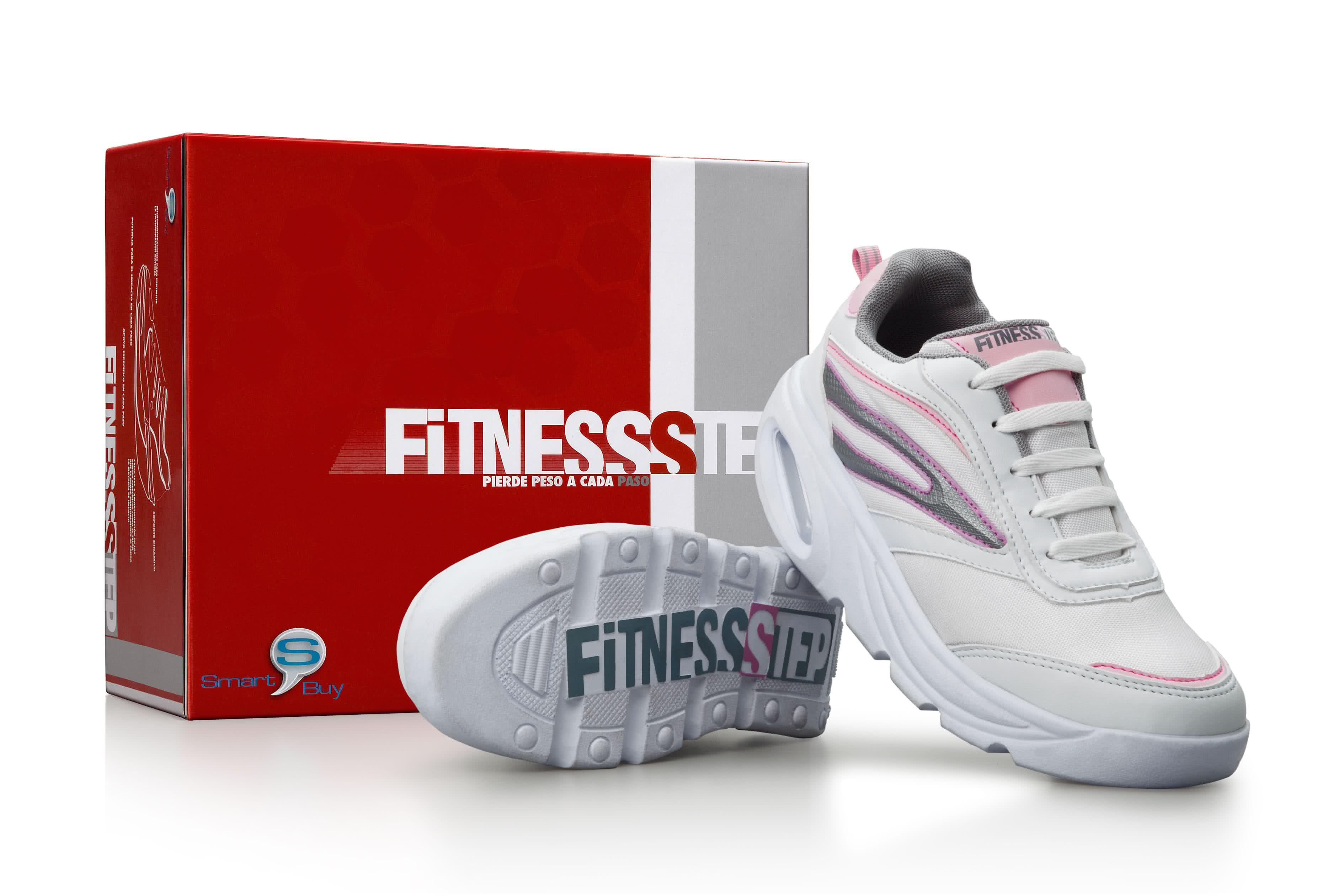 7212fa6c85 Fitness Step női edzőcipő (pár) - WS-Teleshop