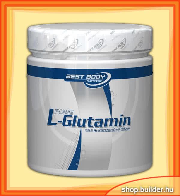 L-glutamin: hatásos? - SportVitalitás - SportVitalitás