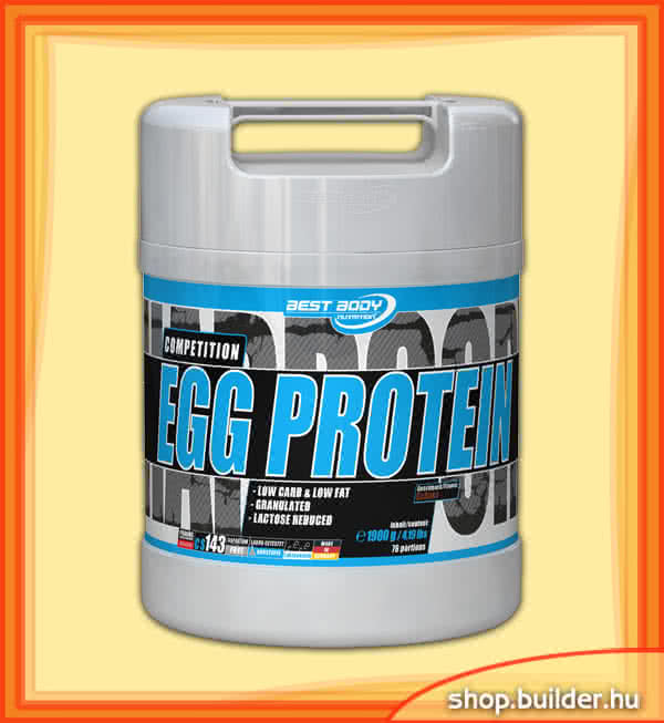 Best Body Nutrition Competition Egg Protein 1,9 kg