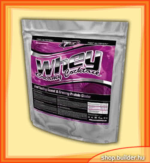 Trec Nutrition Whey Creamy Cocktail 2 kg