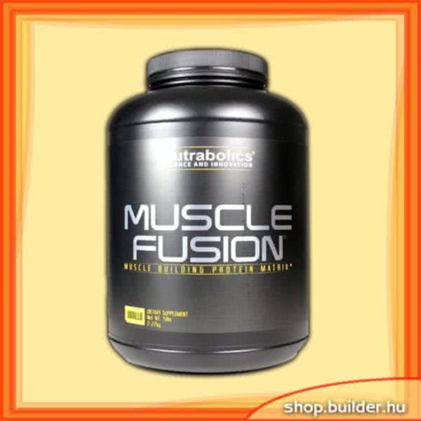 Nutrabolics Muscle Fusion 2,27 kg