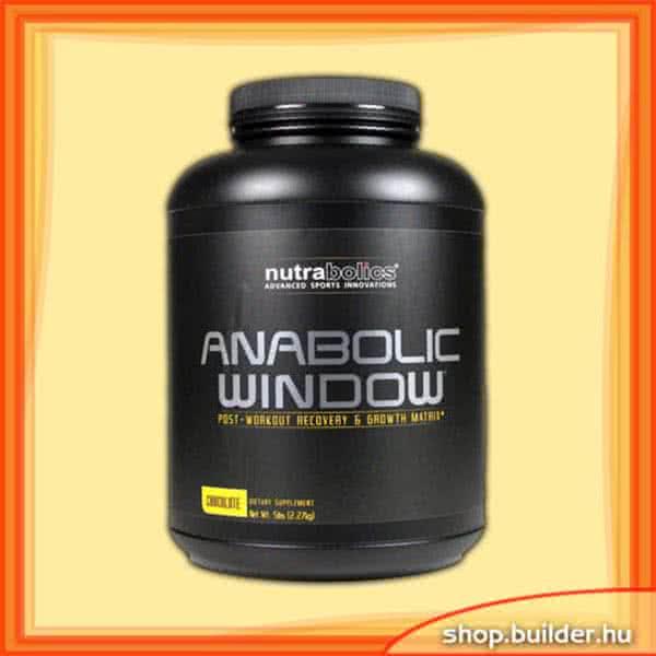 nutrabolics anabolic window review