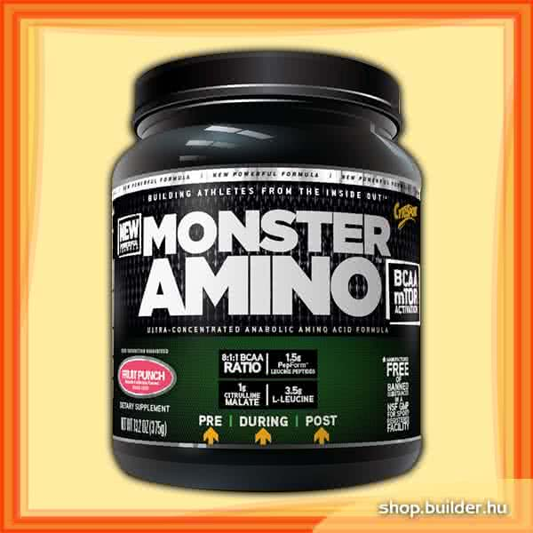 CytoSport Monster Amino BCAA 375 gr.
