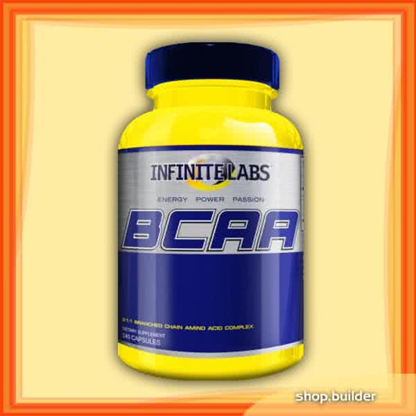Infinite Labs BCAA 240 kap.