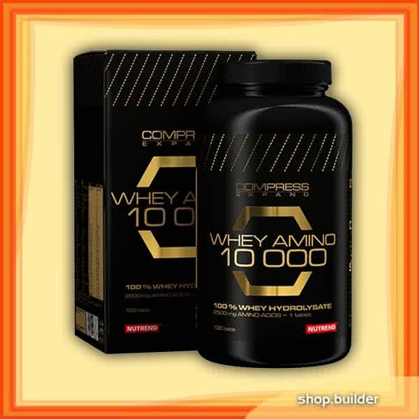 Nutrend Compress Whey Amino 10000 100 tab.