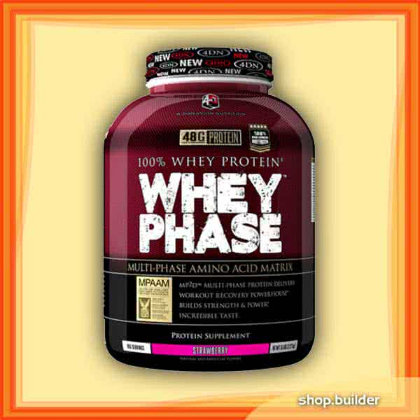 4DN USA Whey Phase 2,27 kg