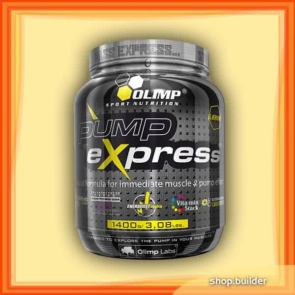 Olimp Sport Nutrition Pump Express 1,4 kg