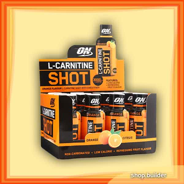 Optimum Nutrition L-Carnitine Shot 12x60 ml