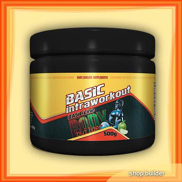 Body.Builder Basic Intraworkout 500 gr.