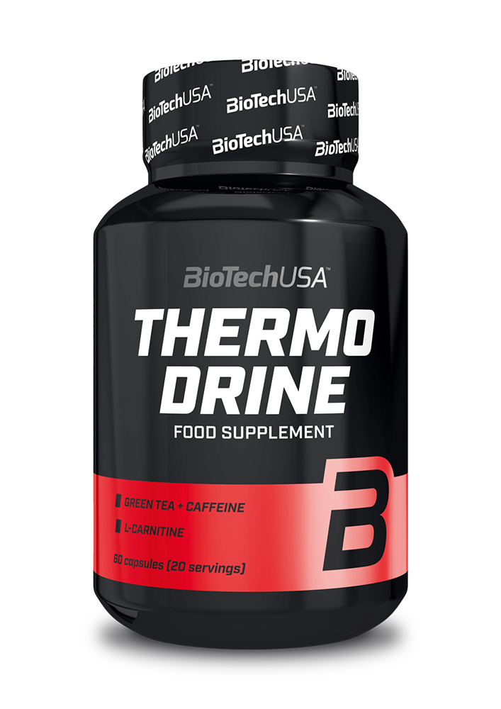 BioTech USA Thermo Drine 60 kap.