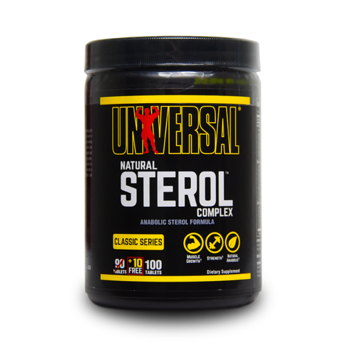 Universal Nutrition Natural Sterol Complex 100 tab.