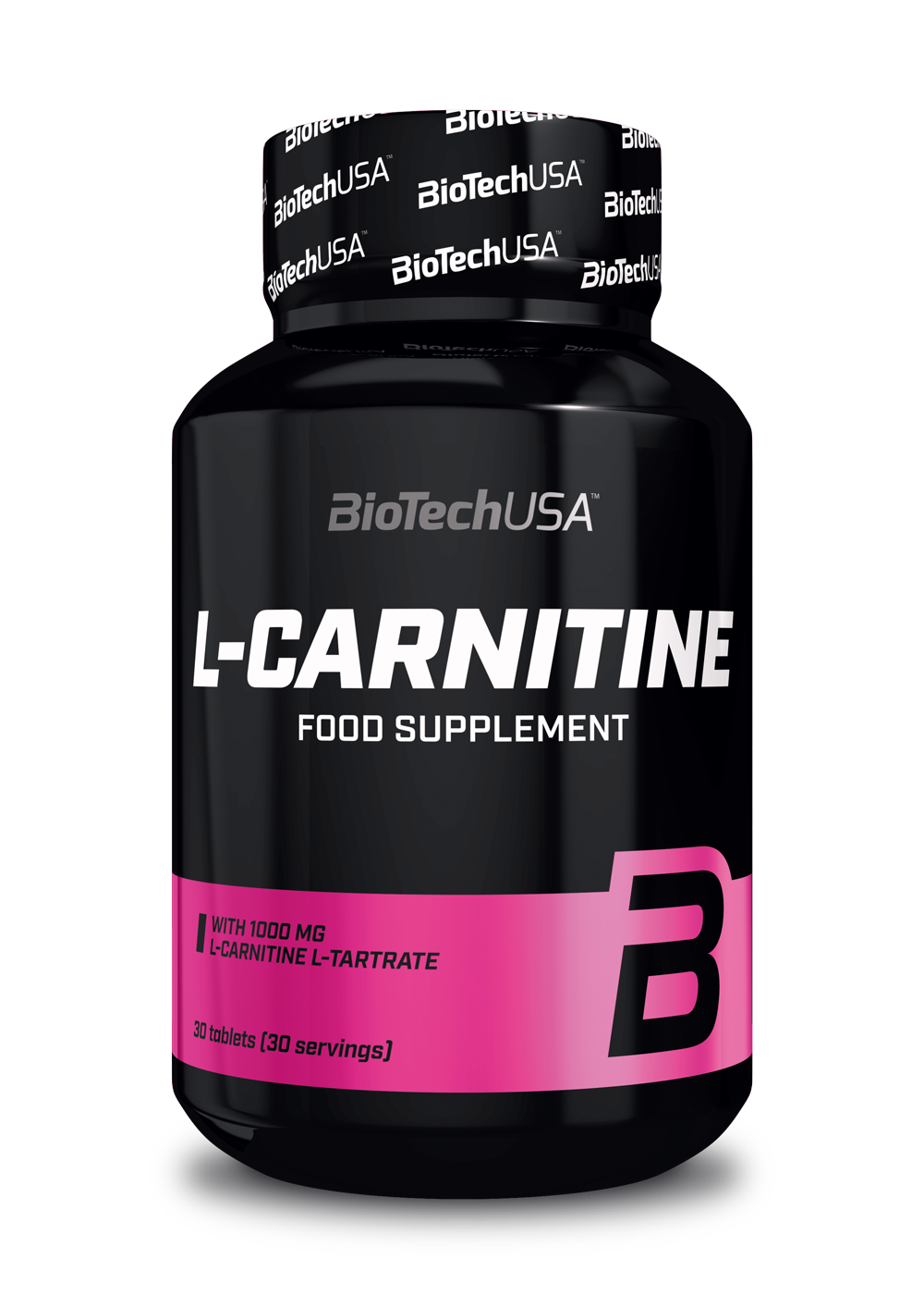 BioTech USA L-Carnitine (1000 mg) 30 tab.
