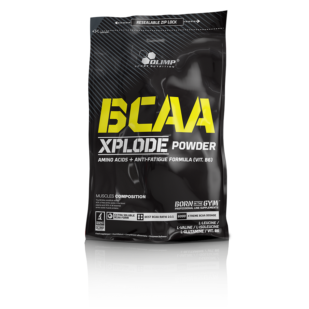 Olimp Sport Nutrition BCAA Xplode Powder (1000 gr.)