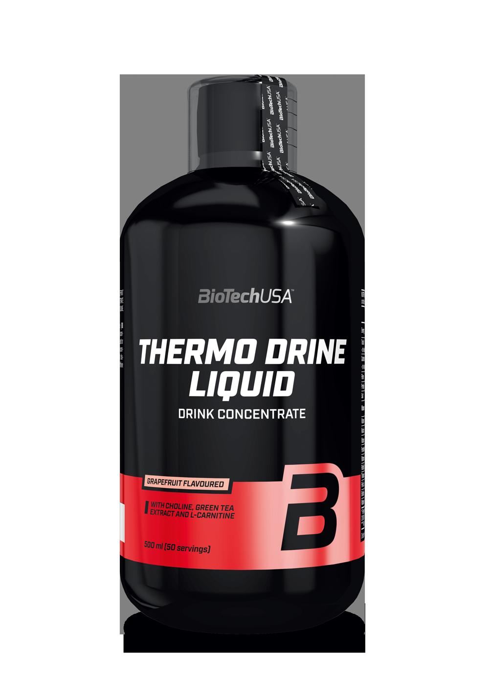 thermo drine liquid vélemények