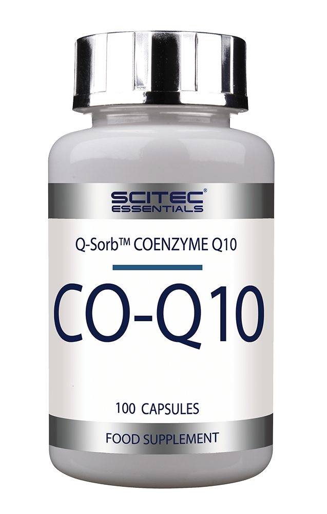 Scitec Nutrition Co-Q10 (10mg) 100 kap.