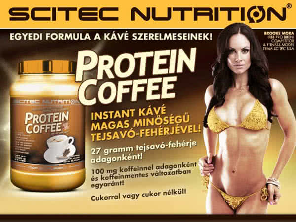Protein Coffee - Scitec Nutrition